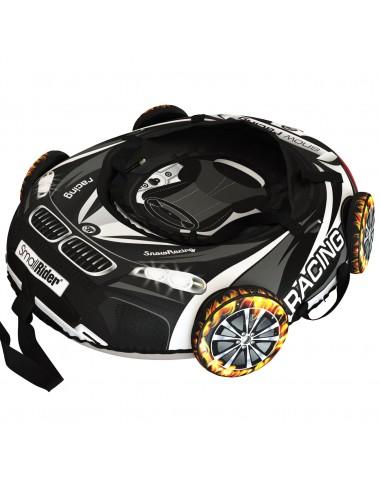 "Тюбинг Small Rider Snow Tubes 4 (""Машинки XL"" с колесами) (BM серый)"