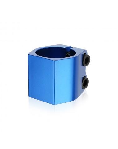 Хомут HIPE X8 HIC 2х болтов., М6, синий (разбор)