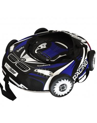 """Тюбинг Small Rider Snow Tubes 4 (""""Машинки XL"""" с колесами) (ВМ черно-синий)"""