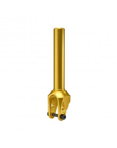 Вилка Fox AY SCS 100 mm gold