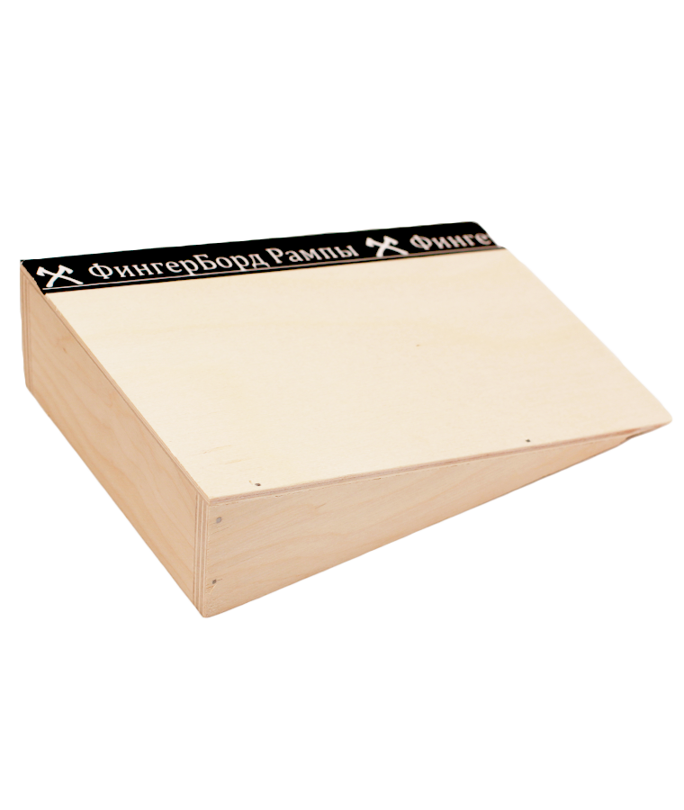 Фигура деревянная для фингербординга Кикер