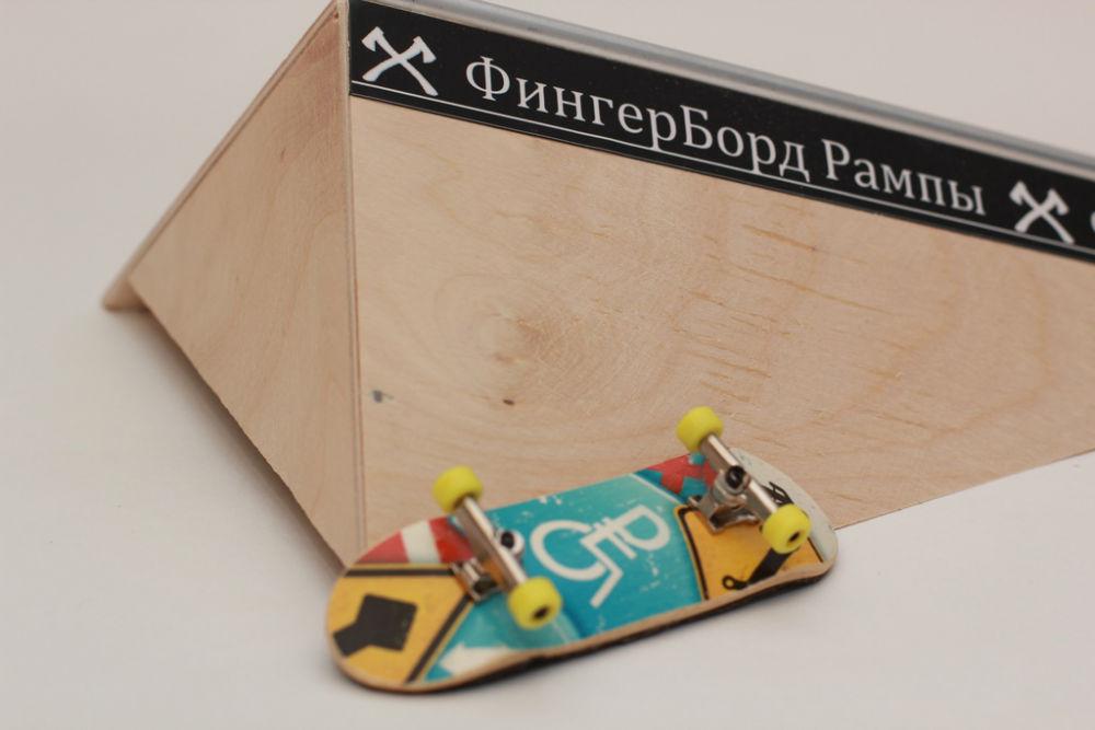 Фигура деревянная для фингербординга Полбенк