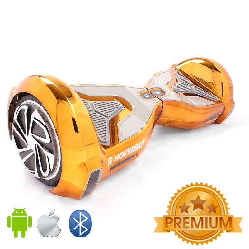 Гироскутер hoverbot A-15 gold PREMIUM