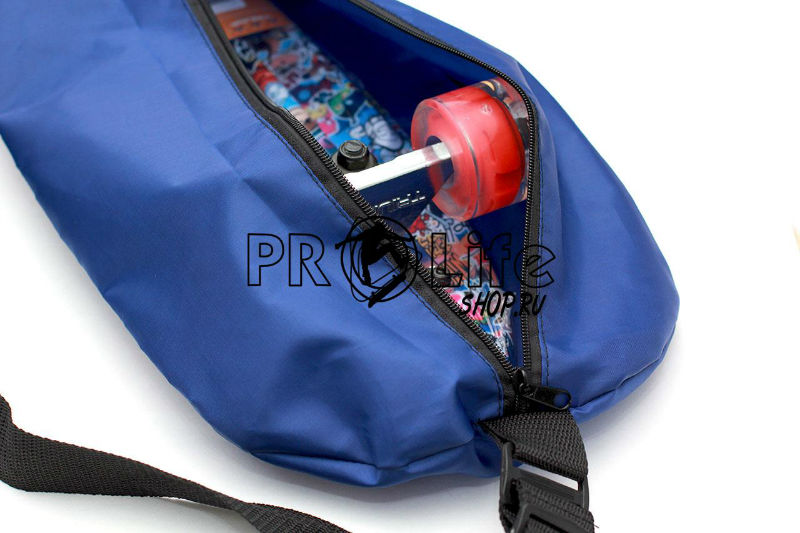 "Чехол-сумка для миникруизера 22.5"" синяя"